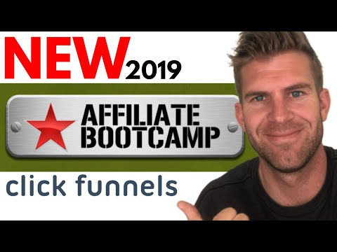 New ClickFunnels Affiliate Bootcamp Program