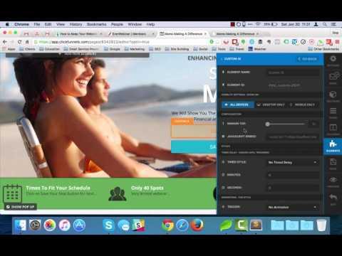 ClickFunnels EverWebinar integration