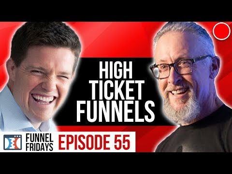 A High Ticket Sales Funnel Fit For A King – Episode #55