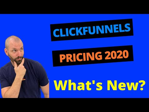 Clickfunnels Pricing | How Much Does It cost?