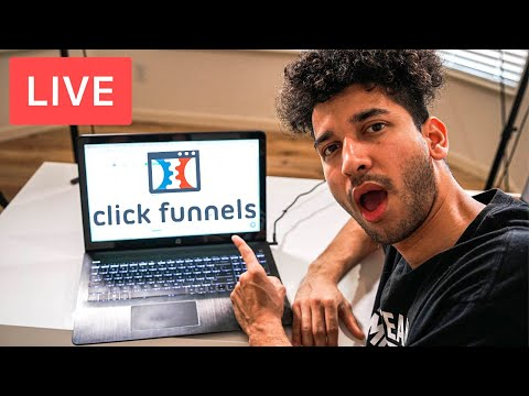 I Tried ClickFunnels Dropshipping For 1 Week! (From Scratch)