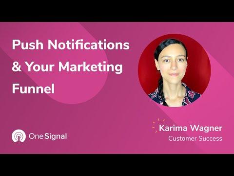 OneSignal Webinars: Push Notifications & Your Marketing Funnel