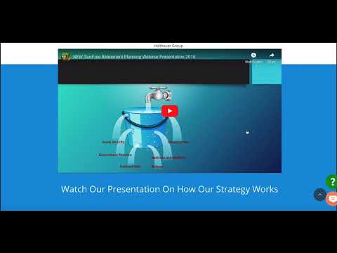 New IUL Sales Funnel For Financial Advisors 2019- Get IUL Leads On Demand