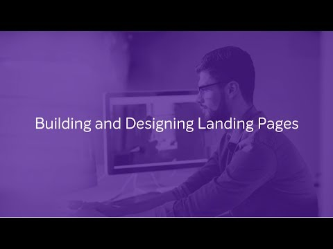 LEARN: Building and Designing Landing Pages