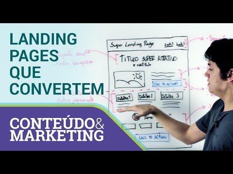 Landing Pages que CONVERTEM! Os SEGREDOS de uma Landing Page campeã (2020) 🏆