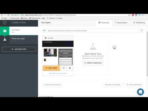 [ClickFunnels FAQs] How to Change the URL that Appears When I Preview the Page