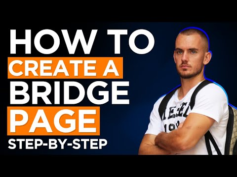 How To Create A Bridge Page To Increase Your Sales   Affiliate Marketing Funnel