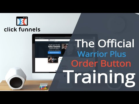 [Official Training] How to Add a Warrior Plus Button to ClickFunnels