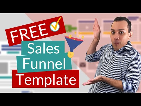 Complete Sales Funnel Template – Build A Sales Funnel That Works (Free Template)