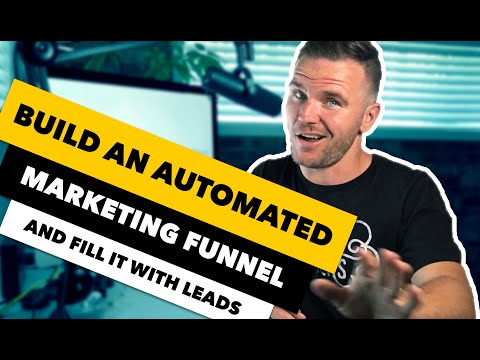 Build an ConvertKit Marketing Funnel & Fill it with Freelance Web Design or Consulting Leads