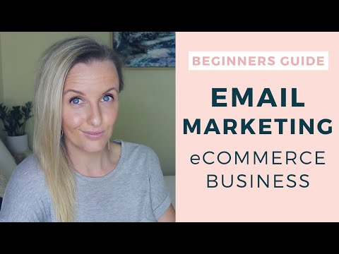 E-COMMERCE EMAIL MARKETING 🤩 A Beginners Guide To An Automated Sales Funnel