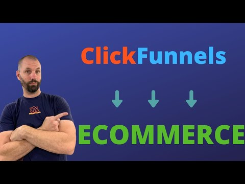 How To Create An Ecommerce Funnel  Clickfunnels Tutorial