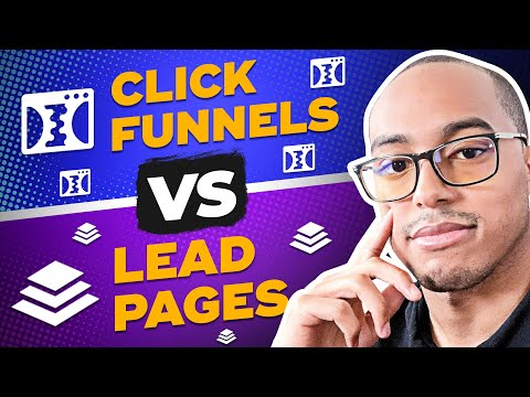ClickFunnels vs Leadpages  (2019) | [Which One Is Better?]