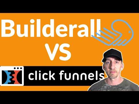 Builderall Vs ClickFunnels: Honest Review 2020