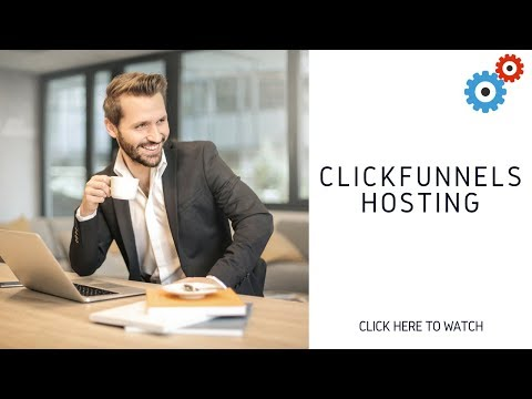 ClickFunnels Hosting. Does ClickFunnels Come With Hosting?