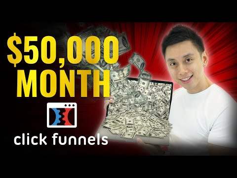 How I Make Over $50,000 a Month with the ClickFunnels Affiliate Program (Actual Campaigns Revealed)