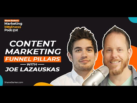 Pillars of a Content Marketing Funnel | Joe Lazuakas from Contently | Podcast Ep.: #19
