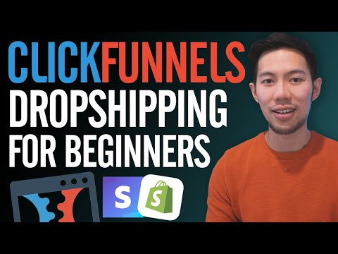 How To Use ClickFunnels for Dropshipping & Ecommerce (Full Guide)