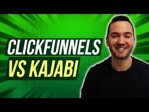 ClickFunnels Vs Kajabi 🥊 New Kajabi Vs ClickFunnels