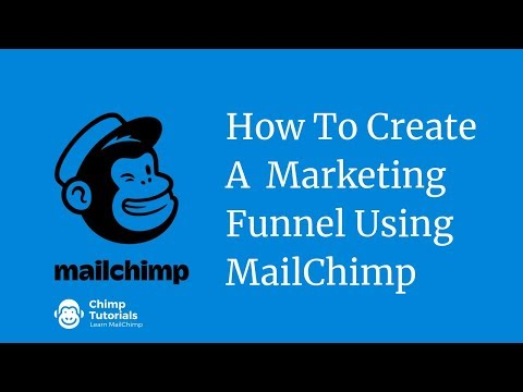 How To Create A Marketing Funnel Using MailChimp