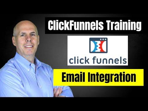 Clickfunnels Free Training – Email Autoresponder Integration