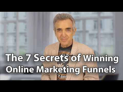 The 7 Secrets of Successful Online Marketing Funnels