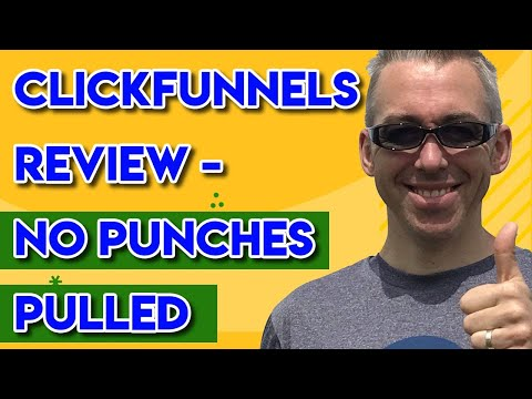 Clickfunnels Review [2020] From a User Since The VERY Beginning