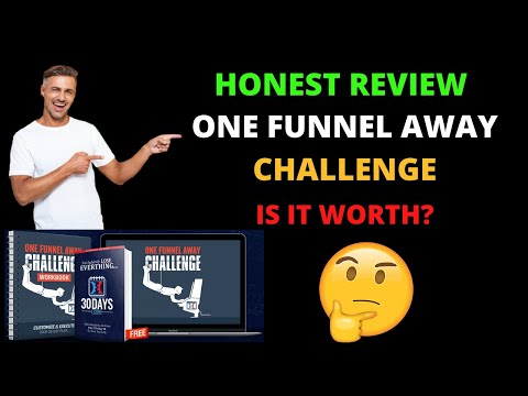 Clickfunnels 30 Day Challenge Review : One Funnel Away Challenge – Inside Look and Bonuses