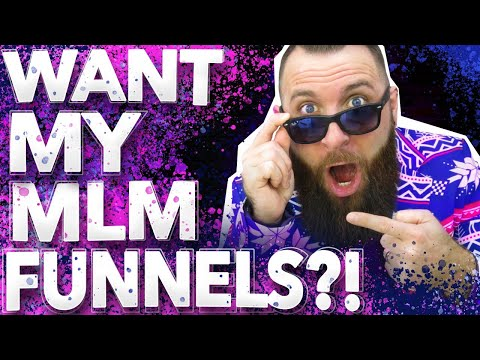 4 MLM Recruiting Funnel Templates I Give My Downline | Network Marketing Secrets