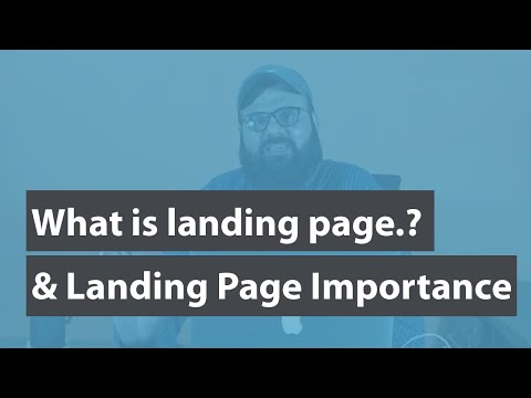 What is a Landing Page | How to Use Landing Pages for Your Website