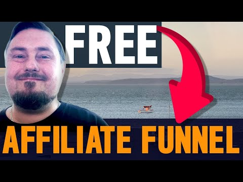 Affiliate Marketing Funnel (Done for You)