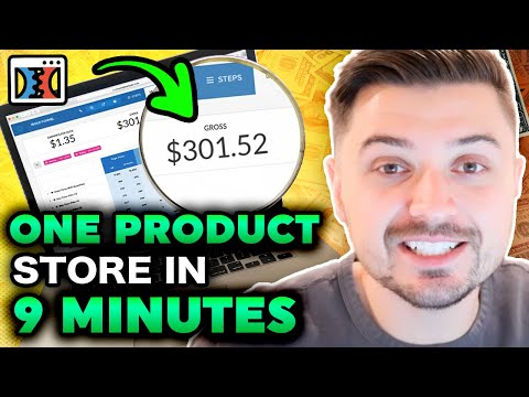 How To Build A Profitable ONE PRODUCT Dropshipping Store With Clickfunnels   Dropshipping Funnel