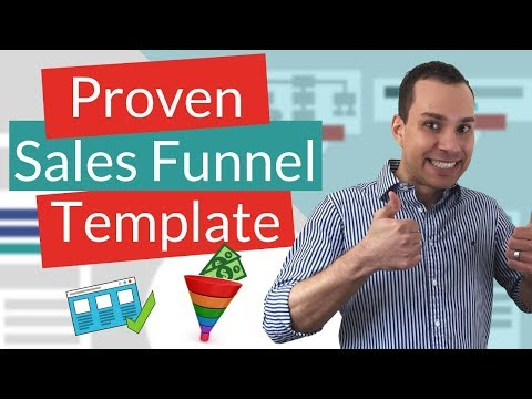 Simple Sales Funnel Tutorial + Free Template To Get You Started