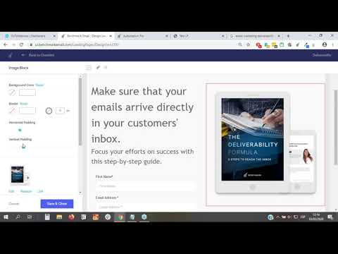 Workshop: How to create a Landing Page