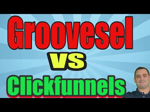 GrooveSell Review vs clickfunnels Get 100% Free Access ✅