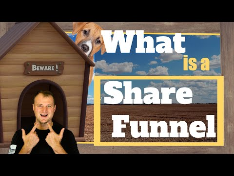What is a Share Funnel? – how to share a funnel with clickfunnels.