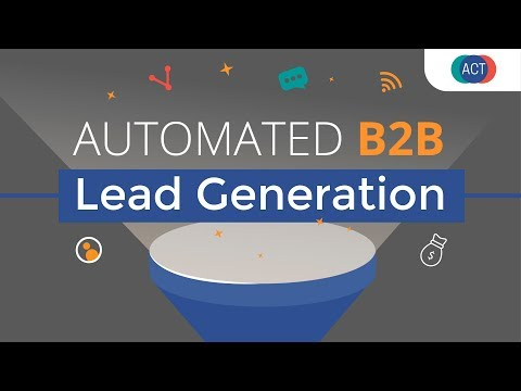 B2B Content Marketing Funnel Guide For Small Businesses (Free Template)