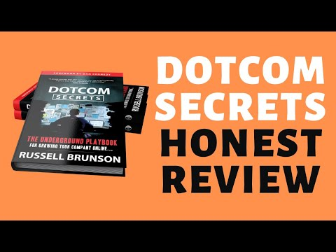 Dotcom Secrets by Russell Brunson Review (Watch This Before You Read It)