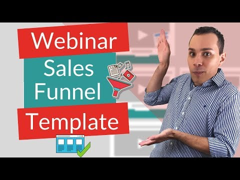 How To Build Your First Profitable Sales Funnel: Copy-Paste Webinar Template 7 Scripts