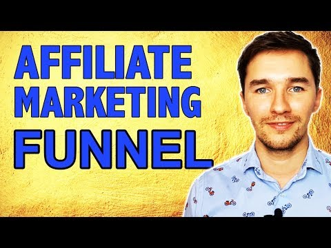 THE BEST AFFILIATE MARKETING FUNNEL THAT DOUBLED MY INCOME (Beginner Friendly)