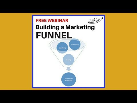 Building a Marketing Funnel to Improve Aviation Sales