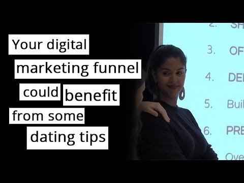Your Digital Marketing Funnel Could Benefit From Some Dating Tips