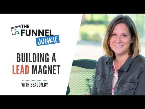 Build a Funnel Marketing Lead Magnet with Beacon