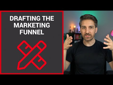 Drafting the Marketing Funnel – Part 3/5