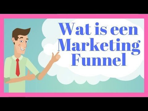 Wat is een Marketing Funnel? Uitleg Video [2018]
