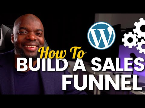 How to build a sales funnel in WordPress 2020
