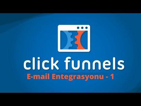Clickfunnels ile Mail Göndermek İçin Zapier Entegrasyonu