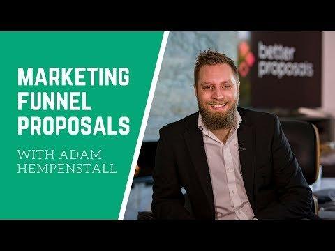 Write marketing funnel proposals with Adam Hempenstall