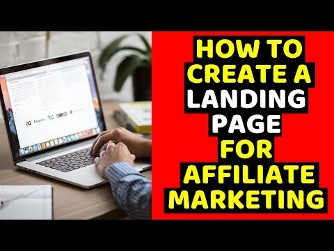 How To Create A Landing Page For Affiliate Marketing – Bing Ads Clickbank  Full Tutorial In Hindi