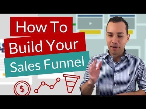 How To Build A Sales Funnel Fast – Simple 5 Step Launch Sales Funnel To Grow Your Business
